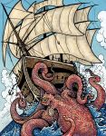 The Octopus by SackofWetRabbits