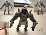 Alphonse Elric by VictorCustomizer
