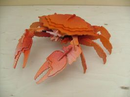 Dungeness Crab by RamageArt