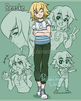 Sketchpage - Renske - Postutopia Peppermint Winter by SatraThai