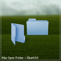 Mac Open Folder by xuliikoo