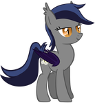 Echo the Bat Pony 14 by Zee66
