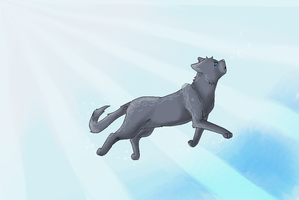 Bluestar - StarClan is Calling . . . by Lyss504813