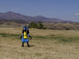My Pokemon Ranch: Lucario by Taikxo