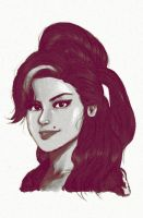 Winehouse by buang