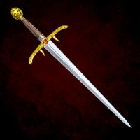 Lions Tooth Sword by dashinvaine