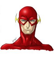 The Flash by Lazaer