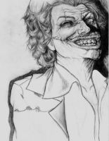 7000 Pageviews - Joker WIP by Jackolyn