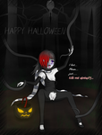 Nowhere to Run on All Hallows' Eve (NSFW Version) by Zion2