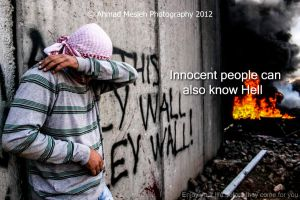 Innocent People can also know Hell Free Palesine by jamaicavb