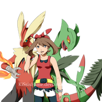 Pokemon: ORAS by KiSsixHime