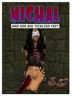 Michal And Her Big Ticklish Feet (1) p1 by sahrkastik