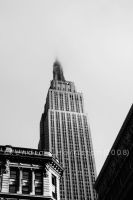 Good Ol' Empire State by KJH-Photography