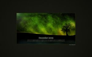 December 09 Wallpaper Set by fudgegraphics