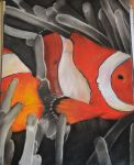 Clown fish by LOTMrs