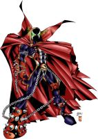 Spawn by Aquagraphics