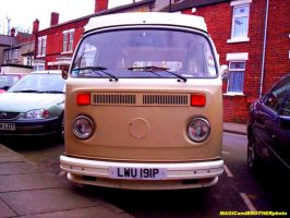 VW TRANSPORTER by magicandbrother