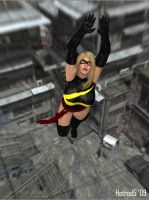 Ms. Marvel 13 by hotrod5