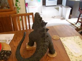 Godzilla 2014 Resin Model 42 by cwpetesch