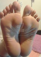Stinky Soles In Bed by Whor4cle