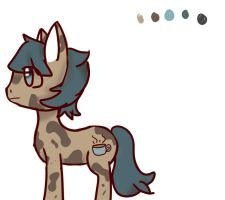 Adoptable Pony-Auction by InuLover097