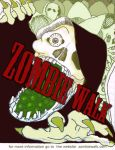 zombie walk poster-homework2 by alice3072h