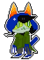 a small nepeta by deergf
