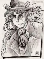 $5 ink com - SPEEDWAGON by Rin-Uzuki