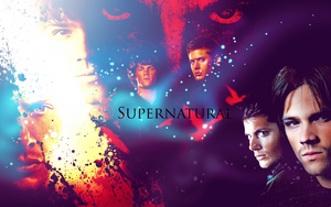 Supernatural wallpaper by Ishily