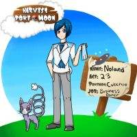 Harvest Pokemoon Application by Eversparks