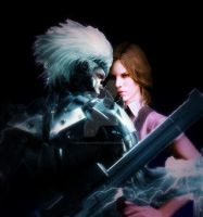 Helena and Raiden by HelenaHarper32