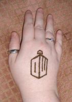 Doctor Who Henna by Natakiya