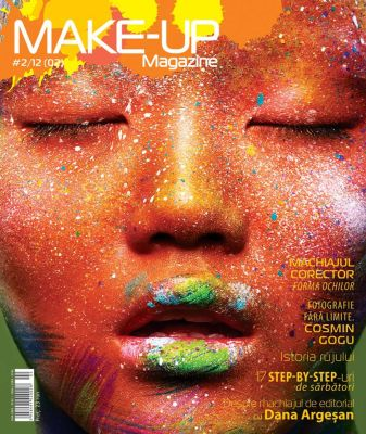 Make Up cover by ann-ko