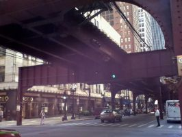 Under The Tracks by CaptRhodes