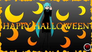 Happy Halloween 2012 by V--R