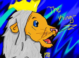 The King by maxst5011