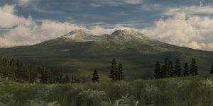Mount St. Helens by SwissAdA