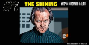 THE SHINING No 7 by MalevolentNate