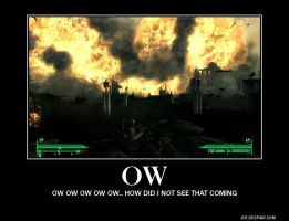 Ow-Fallout 3 Demote- by RoninHunt0987