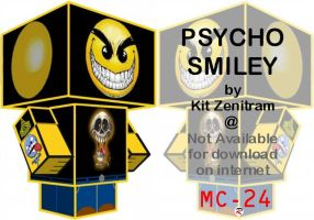 Psycho Smiley CC by Viper005