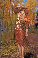 Autumn's Daughter 2011 by akulla3D