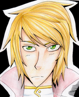 Second In Command, Coby Heppell by stargirl5286