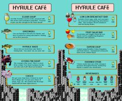 Hyrule Cafe by DoctorEvil06