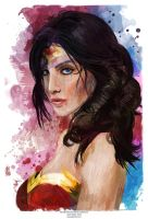 Wonder Woman by j2Artist