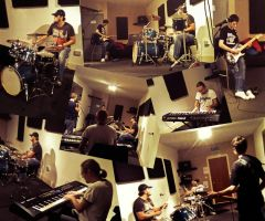 Rehearsal Studio by thielfer