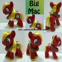 Big Macintosh by AnimeAmy