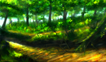 Forest by Ignenthes