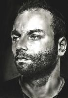 Chris Wolstenholme by NatyPedretti