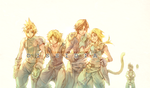 Dissidia: We are the Light. by illbewaiting