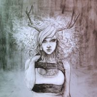 Kato with horns by tomasoverbai
